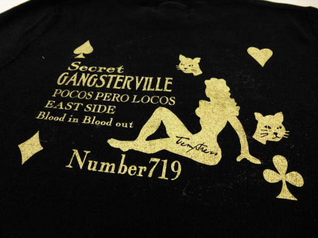 GANGSTERVILLE Secret GANGSTER