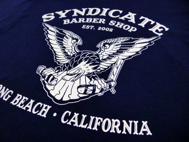 SYNDICATE BARBER SHOP EAGLE-T