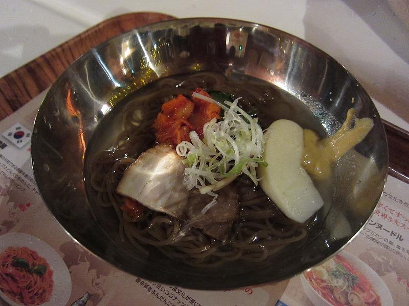 冷麺  (韓国)  ¥300