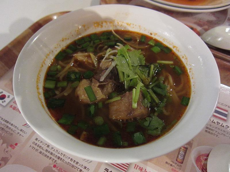 蘭州牛肉面  (中国)  ¥300