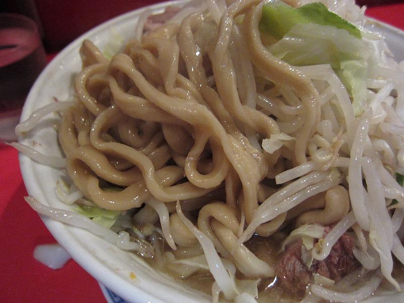 極太麺は府中の特徴♪