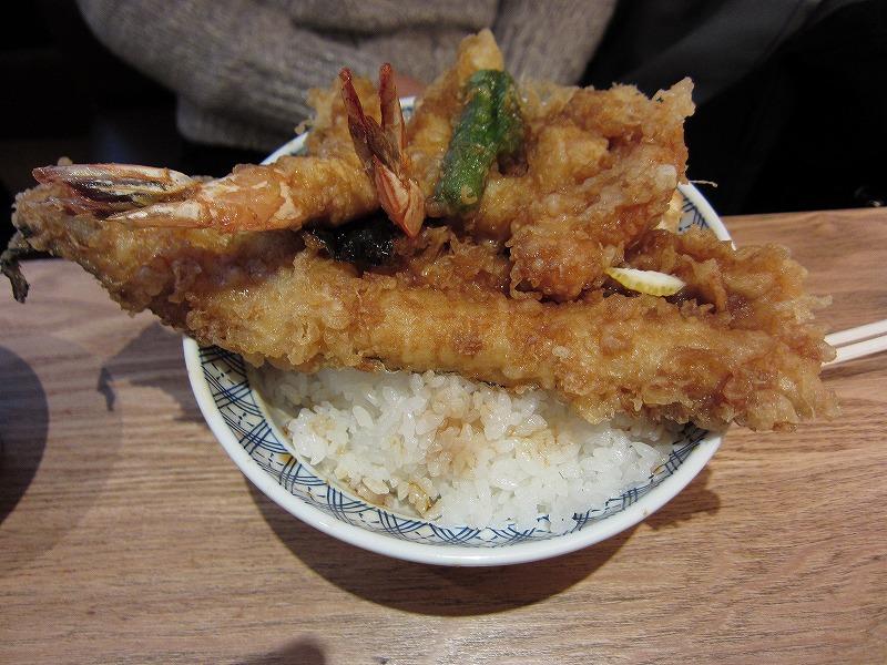 天丼  ¥880
