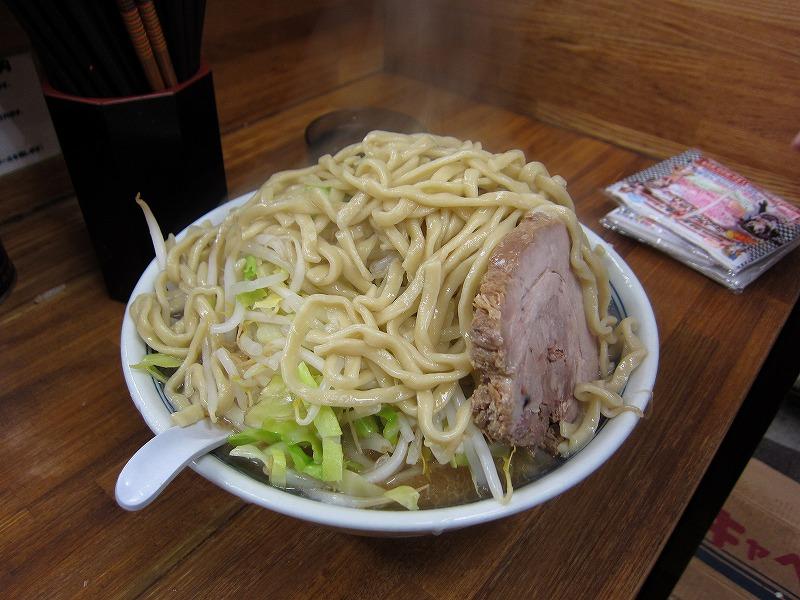小ラーメン ヤサイ少なめ  ¥700