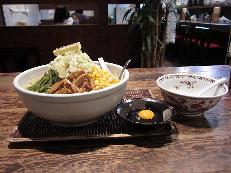 みそラーメン ミラクル  ¥1600