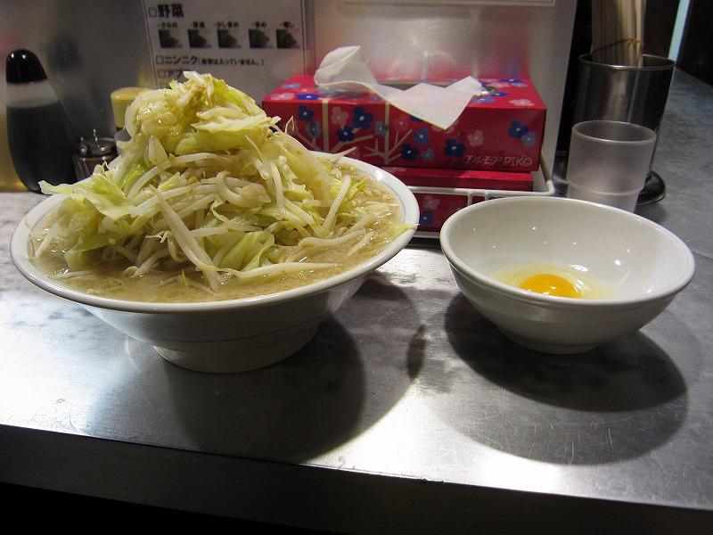 塩らーめん 大 生卵 ¥650+¥200+¥50