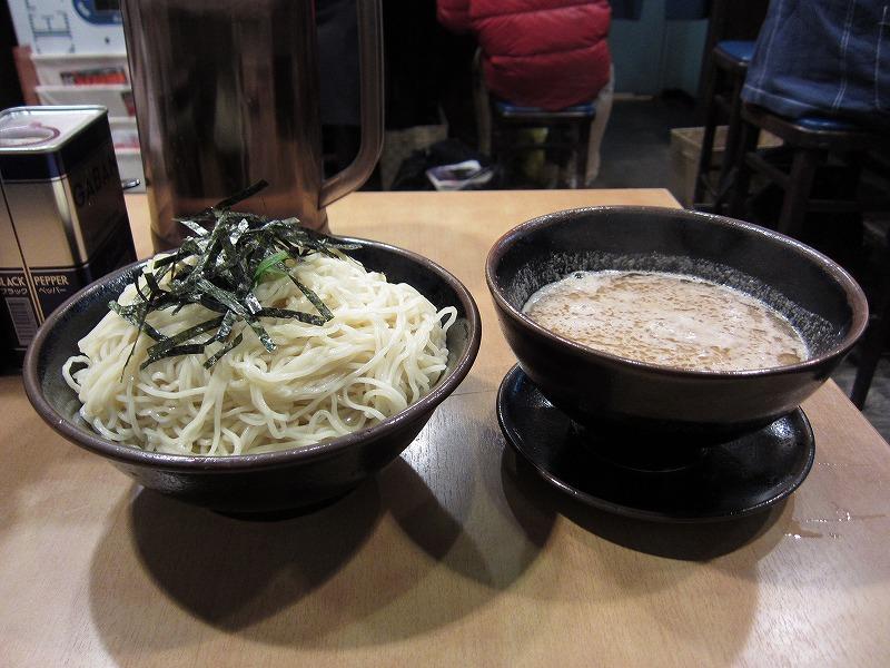 ごまつけ麺 銀河盛(4玉)  ¥700