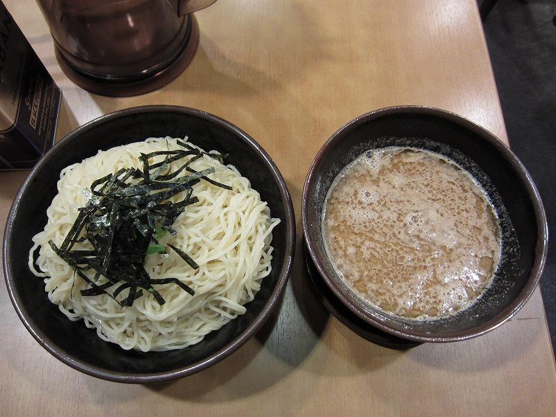ごまつけ麺 銀河盛(4玉)