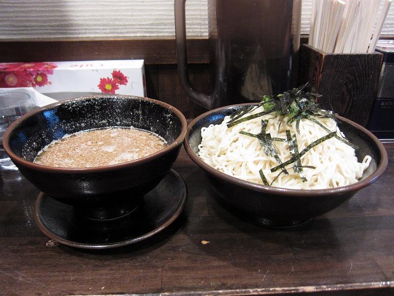 ごまつけ麺  宇宙盛(5玉)  ¥700
