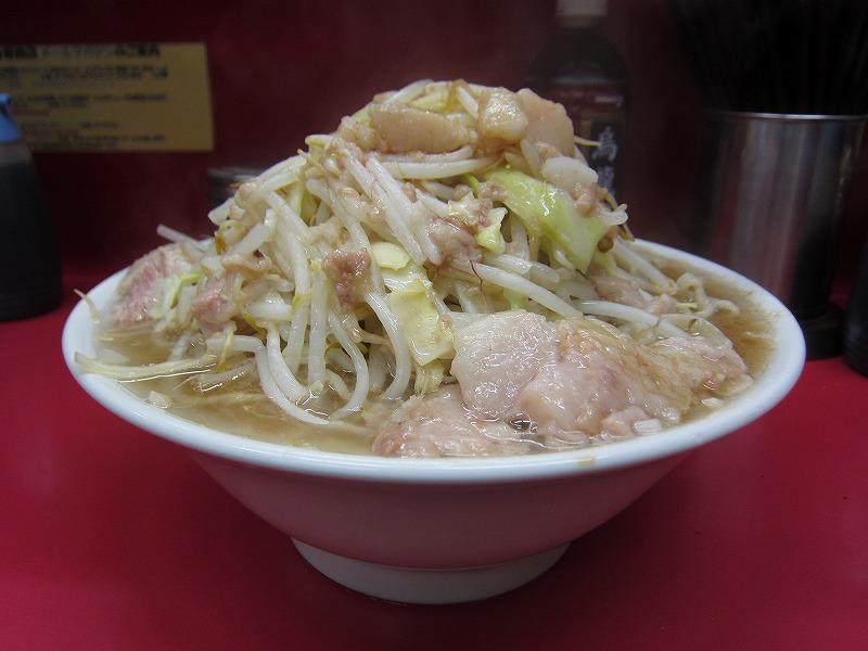 大ラーメン 麺カタメ ¥750
