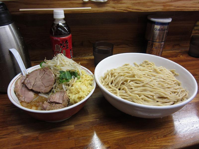 大つけ麺 麺増し しょうが ¥950+¥100以上+¥50
