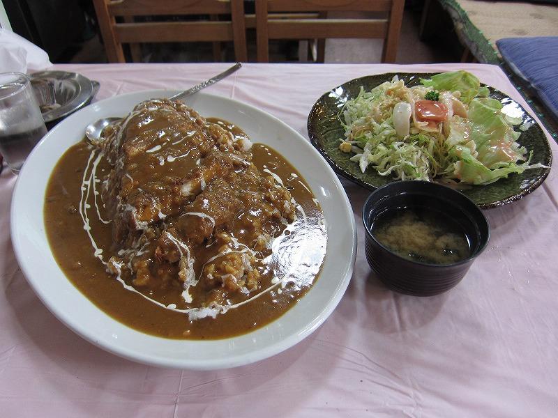 ジャンボカツカレー 大盛り ¥1207