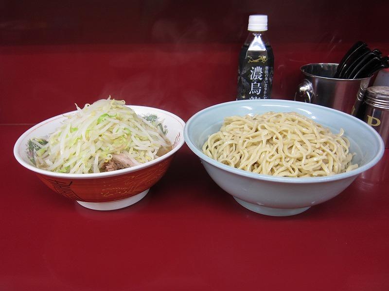 大ラーメン つけ麺 ¥750+¥150