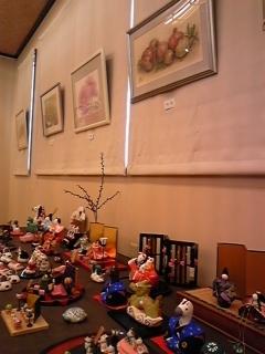 雛と日本画展