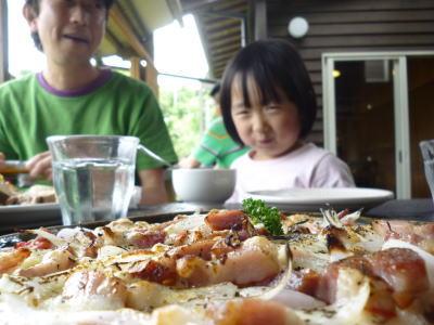 ドーシェルのピザ