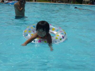 泳げた!!