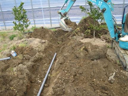 灌水設備2