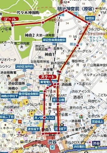 2011.12.18渋谷 第4回フジテレビ偏向報道周知デモ