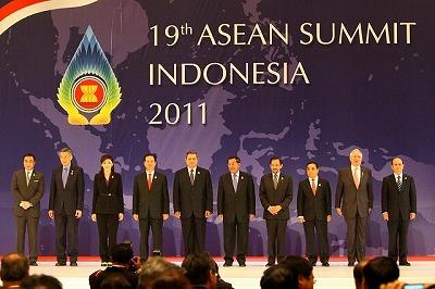 野田佳彦首相は18日、東南アジア諸国連合(ASEAN)との首脳会議
