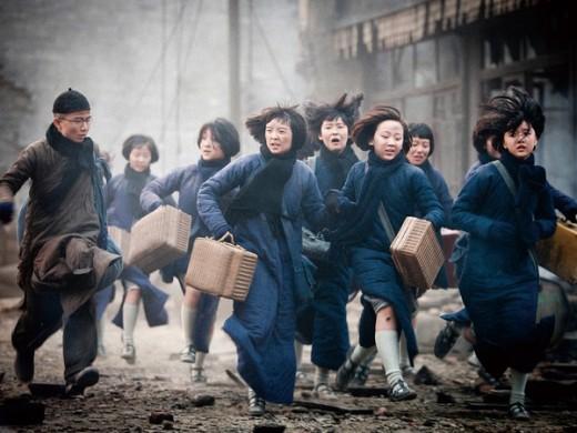 南京大虐殺をテーマとした映画「ザ・フラワーズ・オブ・ウォー(金陵十三釵)」