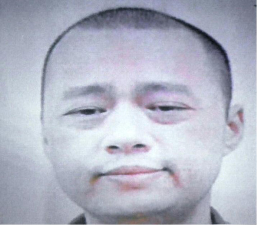 凶悪犯の在日中国人、刑務所から脱走。顔写真公開…広島 李国林受刑者