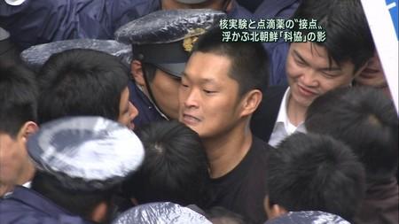 【点滴薬不正入手事件】警視庁公安部が朝鮮総連本部など6ヶ所を強制捜査