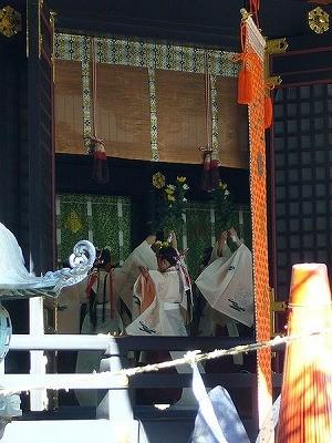 天皇陛下の祭祀