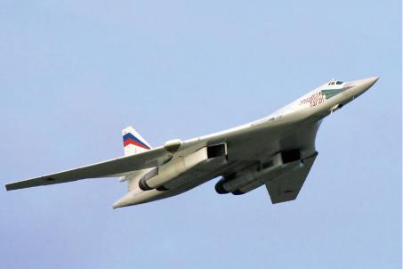 ロシア戦略爆撃機