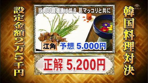 何にでも花を入れる韓国の高級料理(自称)w 野菜や果物の飾り切りすら作れない高級料理店(自称) しかも激高!