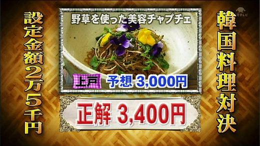 何にでも花を入れる韓国の高級料理(自称)w 野菜や果物の飾り切りすら作れない高級料理店(自称)しかも激高!