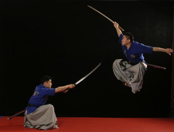 Haidong Gumdo(偽剣道)