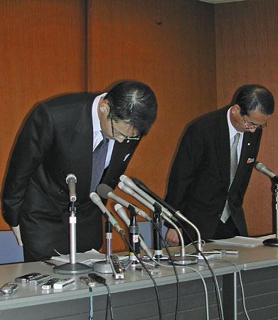 山梨日日新聞の社説盗用、新たに15件…社長辞任へ2007年