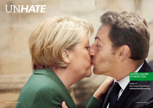 ギリシャを必死に支援するドイツのメルケル首相とフランスのサルコジ大統領