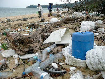 韓国政府の海洋投棄放置で重金属汚染が深刻・・・ 日本にも甚大な被害!