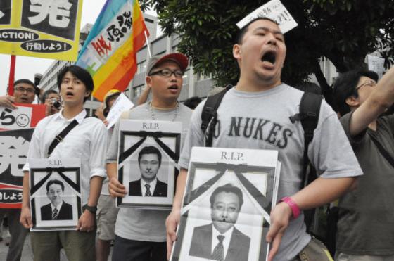 a894b309919fe480cbdb190f255c2ed0何故か発想が反日韓国人と似てしまう反原発派の人達