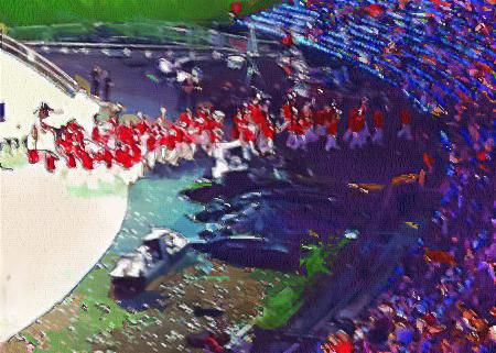何故、日本選手団だけ全員退場させる・ロンドンオリンピック開会式の前代未聞