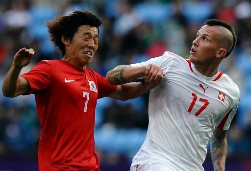 【サッカー/ロンドン五輪】ツイッターに「韓国選手は精神的におかしい」などと書き込んだ、DFモルガネラを追放