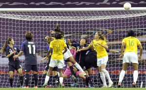 なでしこはブラジルの猛攻を組織的な守備で守りぬいた