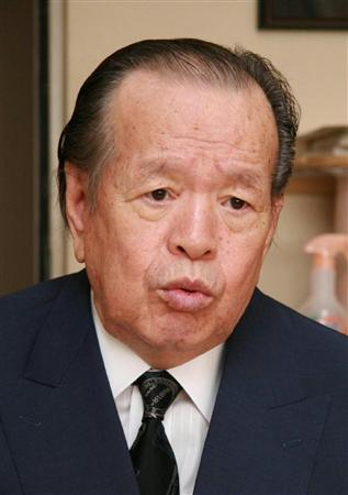「ハマコー」の愛称で親しまれた浜田幸一氏