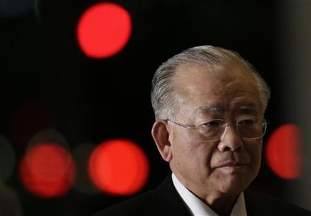 8月21日、松下忠洋金融担当相は、日韓通貨スワップ協定に関連し「冷静沈着に判断しないといけない」と述べた。