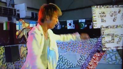 フジテレビ9月11日放送「GTOエグザイル版」最終回 韓国国旗だらけ