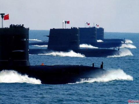 中国攻撃型原子力潜水艦が多数、尖閣諸島海域へ
