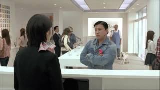 Tommy Lee Jones,,スギちゃん:SoftBank「プラチナバンド」 白戸家「店頭」篇