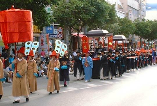 首里城で生まれた華やかな琉球舞踊や史実をもとに再現した冊封使行列・冊封儀式「首里城祭」開催