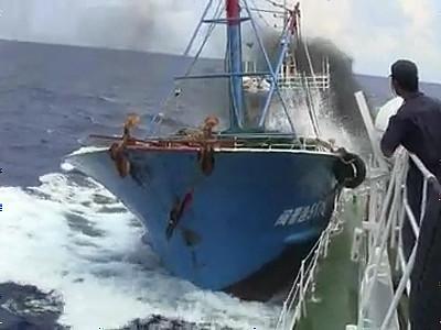尖閣諸島沖 支那漁船衝突事件
