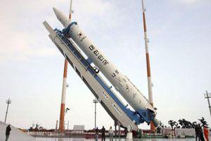 韓国が、人工衛星搭載ロケットの打ち上げを延期.