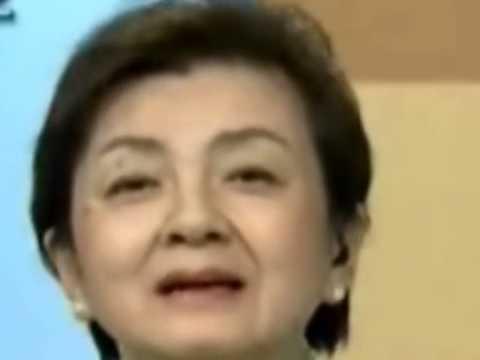 嘉田由紀子「日本は2発の原爆によって「軍国主義」から抜け出せた」