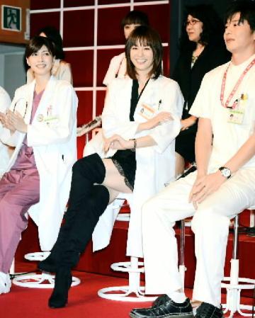 高視聴率をマークした米倉涼子主演「ドクターX」