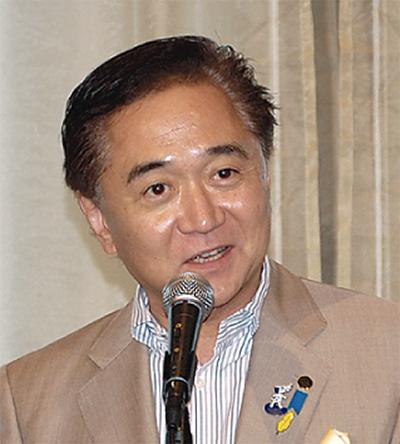 神奈川県の黒岩祐治知事
