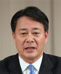 民主党の海江田万里代表