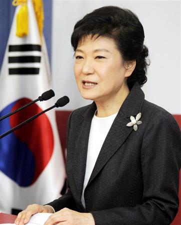 2013年2月25日に就任予定の韓国の朴槿恵(パククネ)次期大統領は、この朴正熙の娘だ。